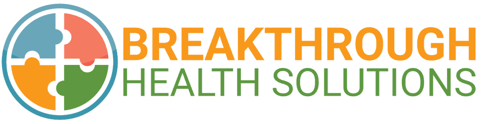 Break Through Health Solution Logo