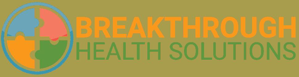 Break Through Health Solution Logo